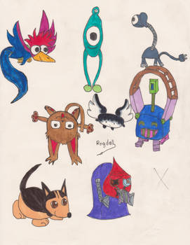 Monstres 02