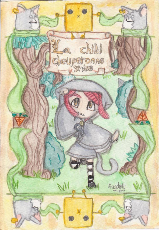 La chibi cheuperonne grise by A-Rag-Doll