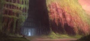 Sci-fy ruins 3