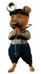 Dr Pig 01 122412 by CKdailyplanet