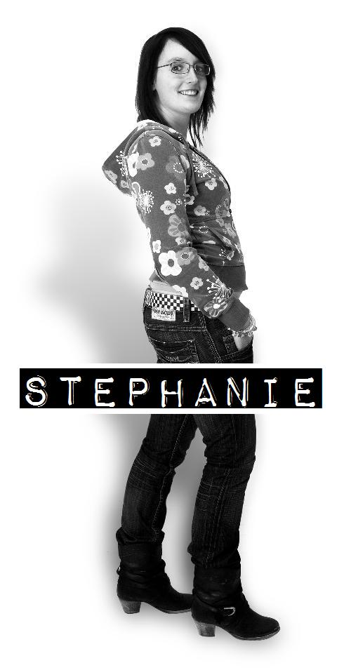 Stephanie by S3xyGlass3s