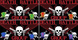 Death Battle Group logos