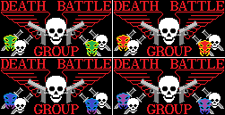 Death Battle Group logos by ArmamentDawg