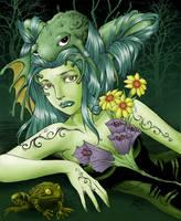 Collab:Frog Princess by himiko
