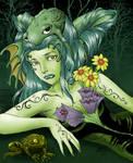 Collab:Frog Princess