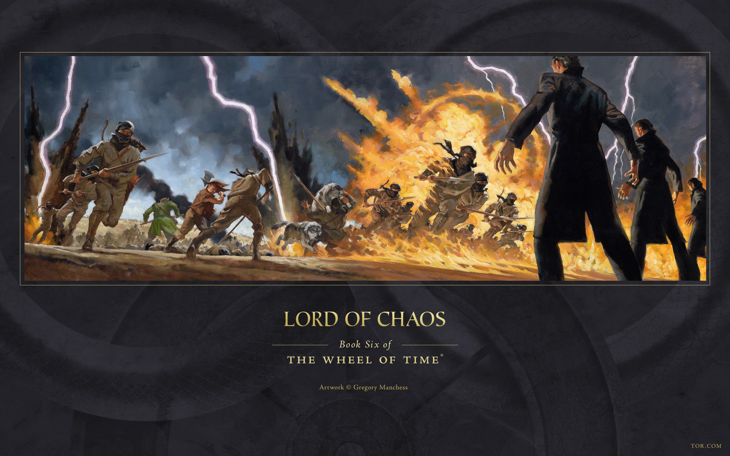 Lord Of Chaos Free Ebook
