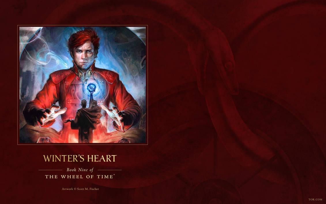 Winter S Heart Ebook Cover Art Wallpaper By Arcanghell On Deviantart