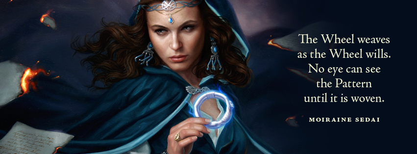 Moiraine Damodred from the Blue Ajah   Wheel of Time