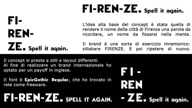 A brand for Florence