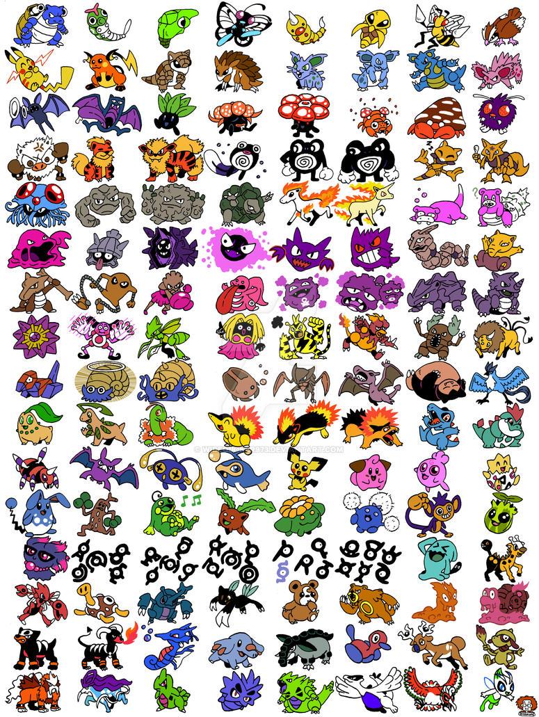 Pokemon 251 part2 by WideoJoker973