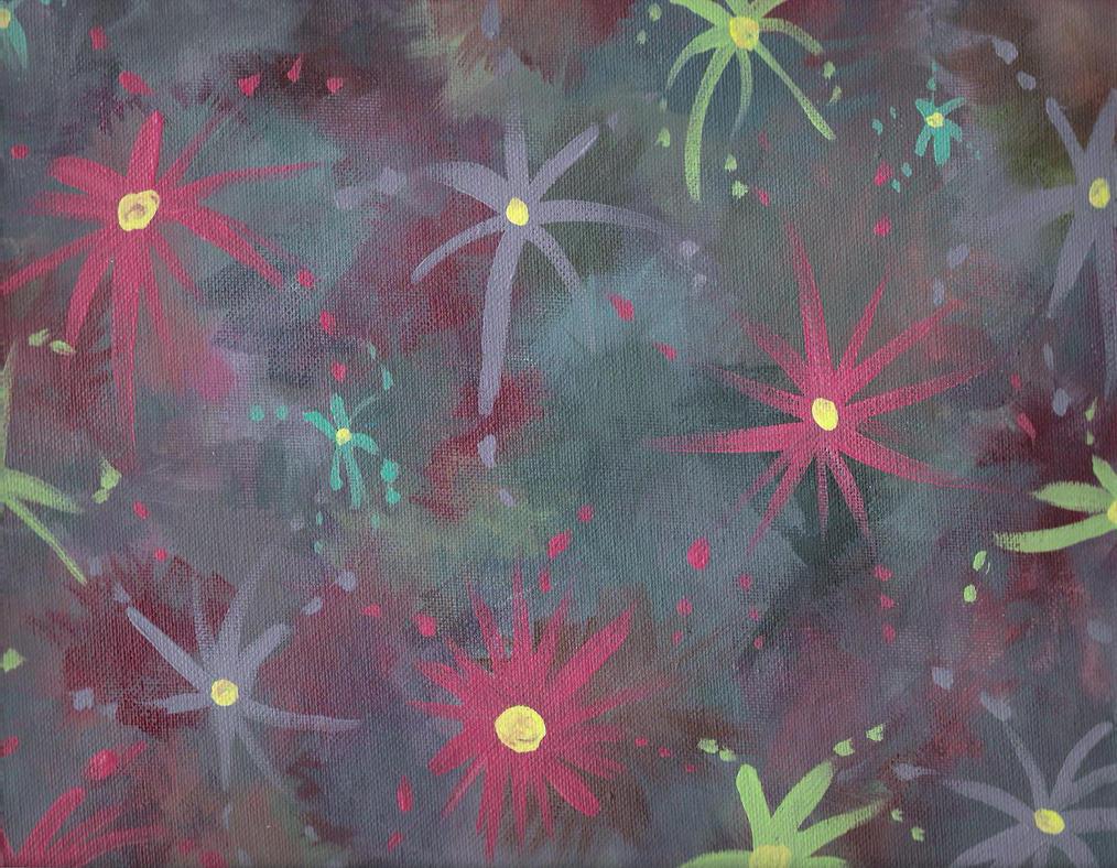 Flowerworks by PopcornConfetti