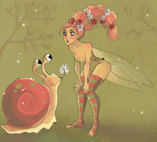 Tinker snail