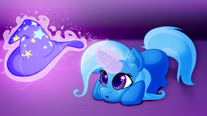 Meet the Hat ( a trixie drawing)