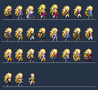 LSW All SS3 In Games by TansaKi