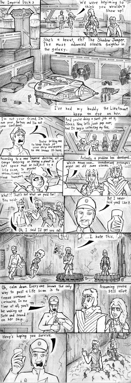 Star Wars: A Strange Alliance Page 2 by CalvinAndHobbit