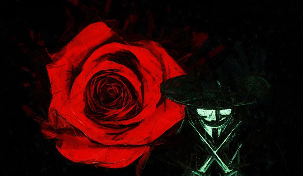 V for Vendetta by Dustin889 on DeviantArt