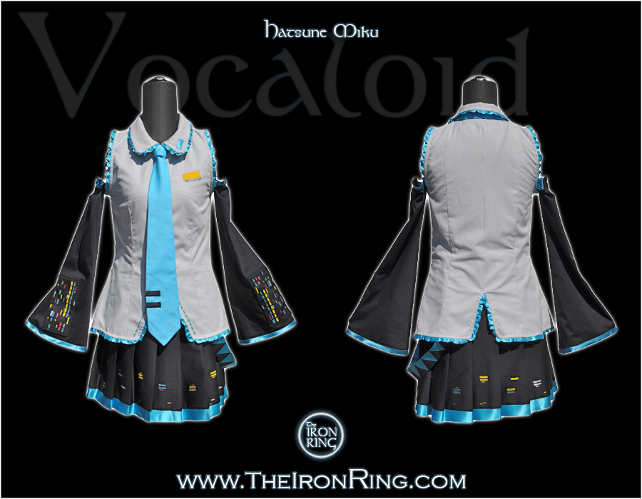 Vocaloid: Hatsune Miku by TheIronRing