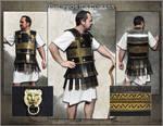 Philippos's cuirass