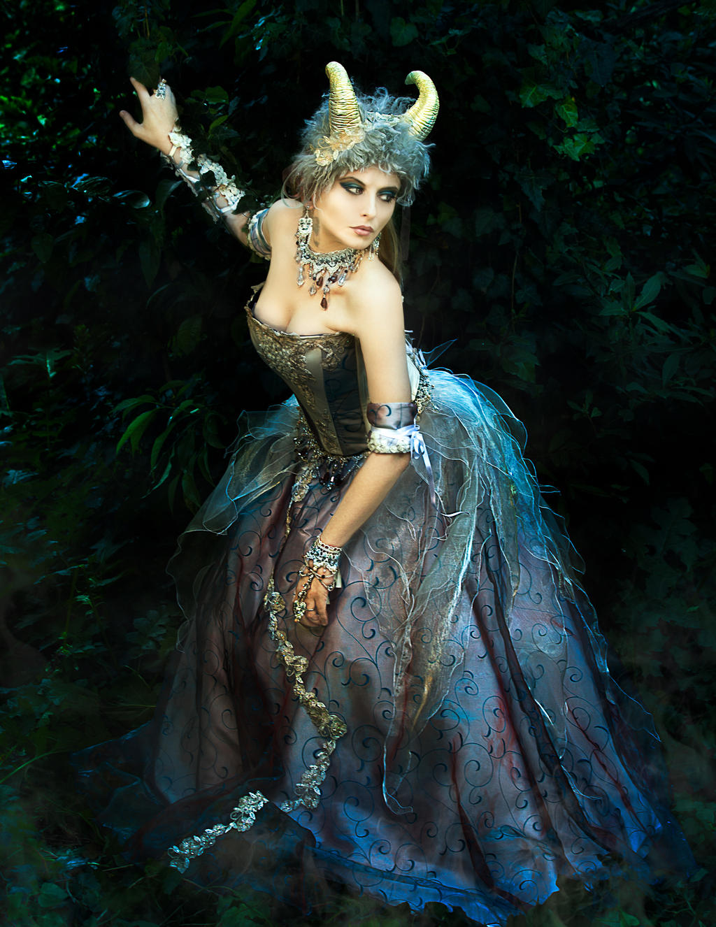 Titania Queen of Faeries by TheIronRing on DeviantArt