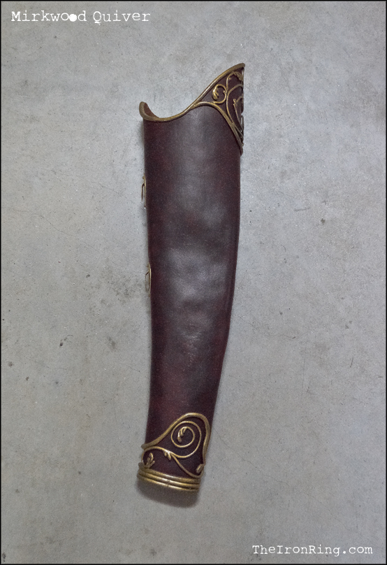 Legolas Mirkwood Quiver by TheIronRing