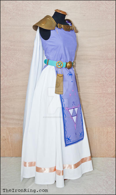 Princess Hilda cosplay outfit by TheIronRing