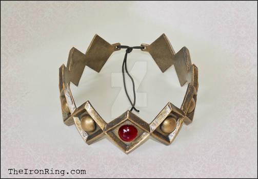 Princess Hilda's crown for cosplay