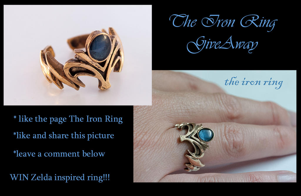 Giveaway!! by TheIronRing