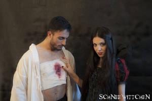Snow White and the Hunter- Schneewittchen