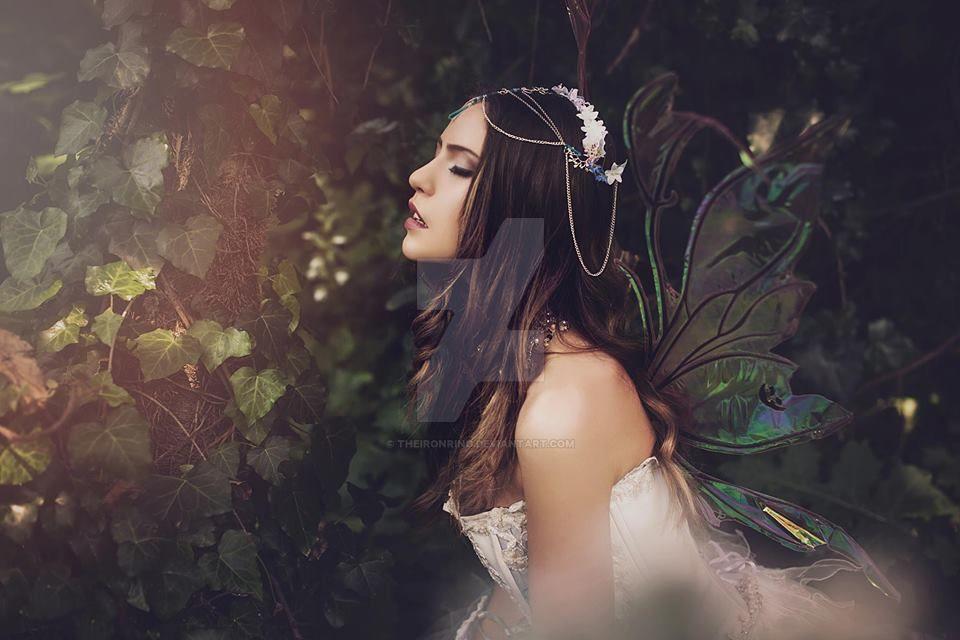 Fairy dream by TheIronRing