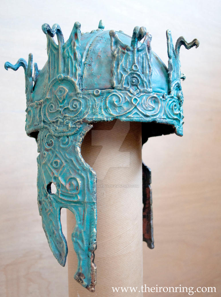 King of the Dead - Helm by TheIronRing