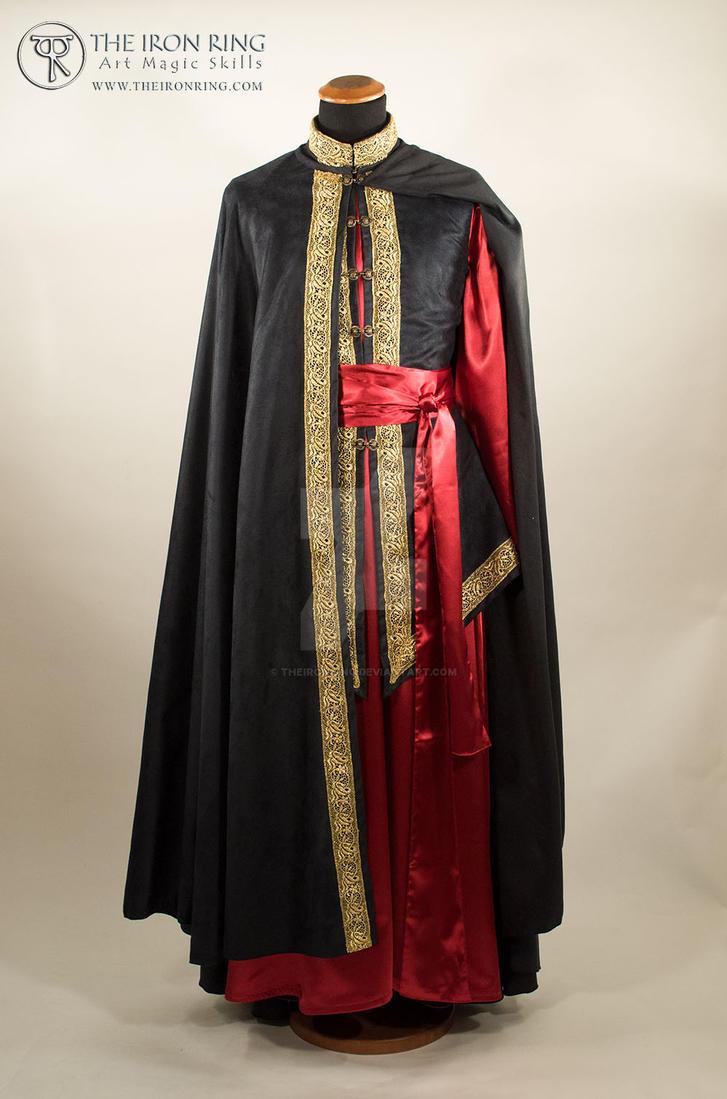 Veldur Elven Gown by TheIronRing