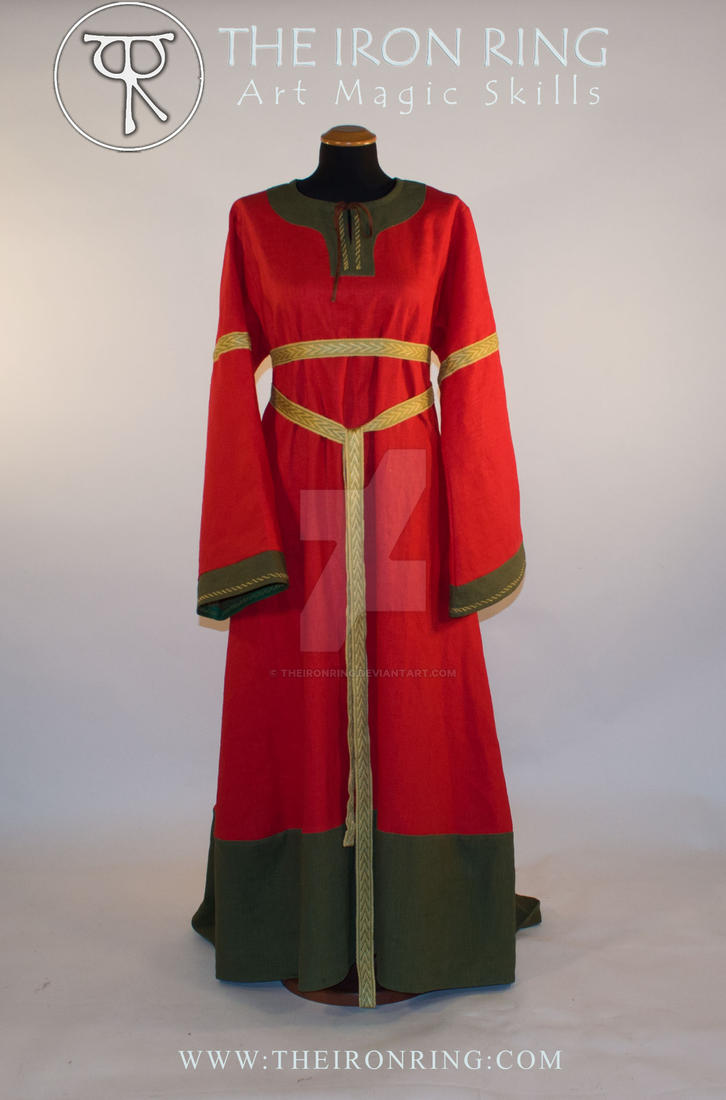 Freyja dress by TheIronRing