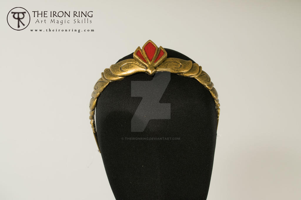 Princess Zelda Crown from Botw by TheIronRing