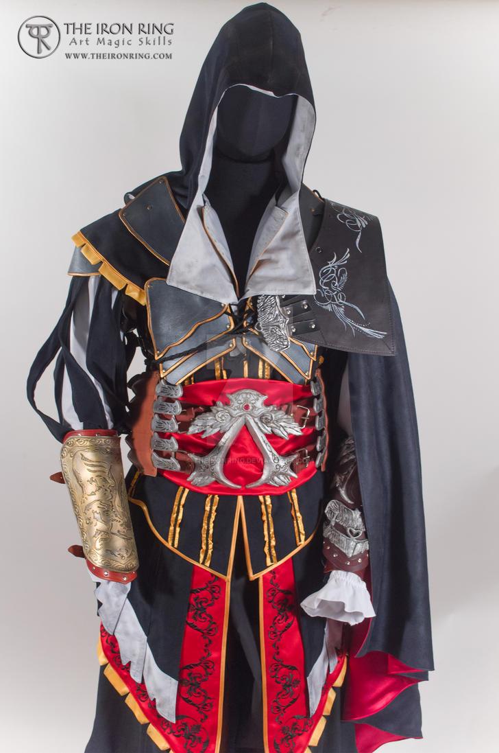 Ezio Auditore by TheIronRing