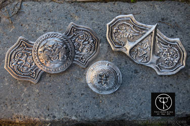 Assassin's Creed Revelations Pilgrimage Buckles