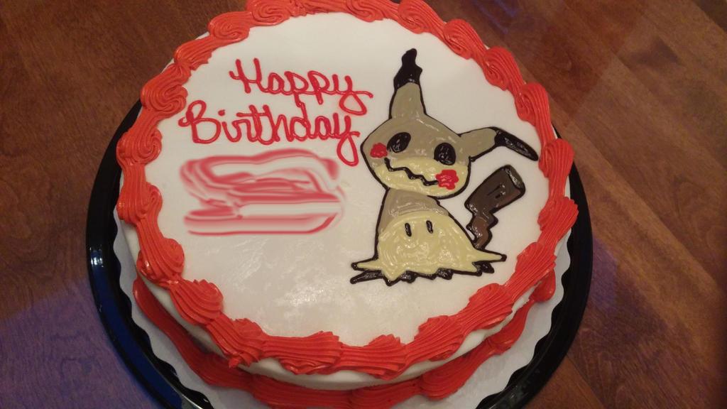 Risultati immagini per mimikyu  cake