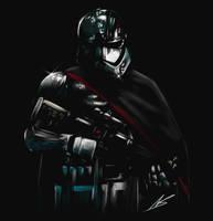 Chrome Stormtrooper by piratebutl23