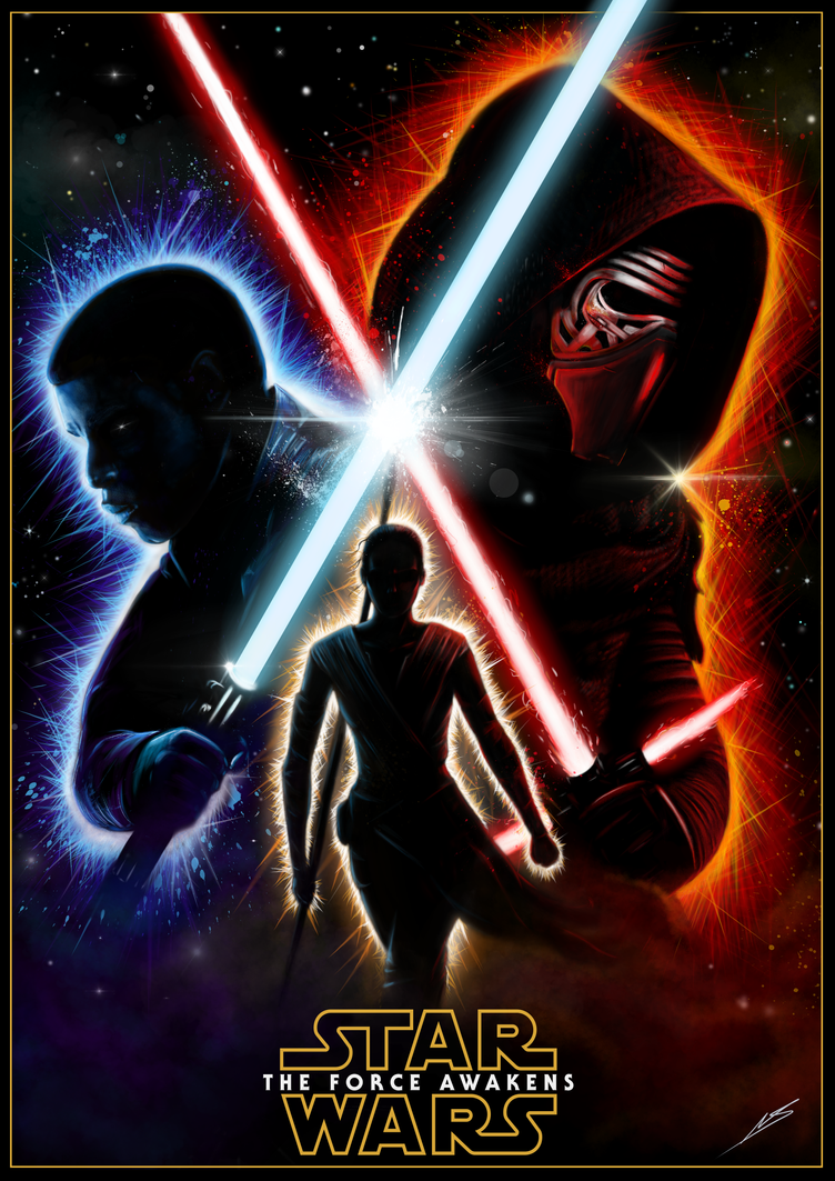 The Force Awakens by piratebutl23