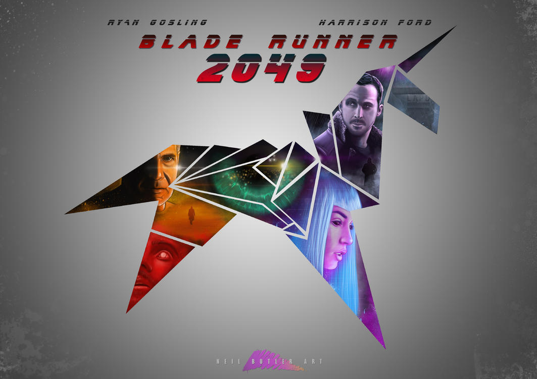 Blade Runner 2049 by piratebutl23