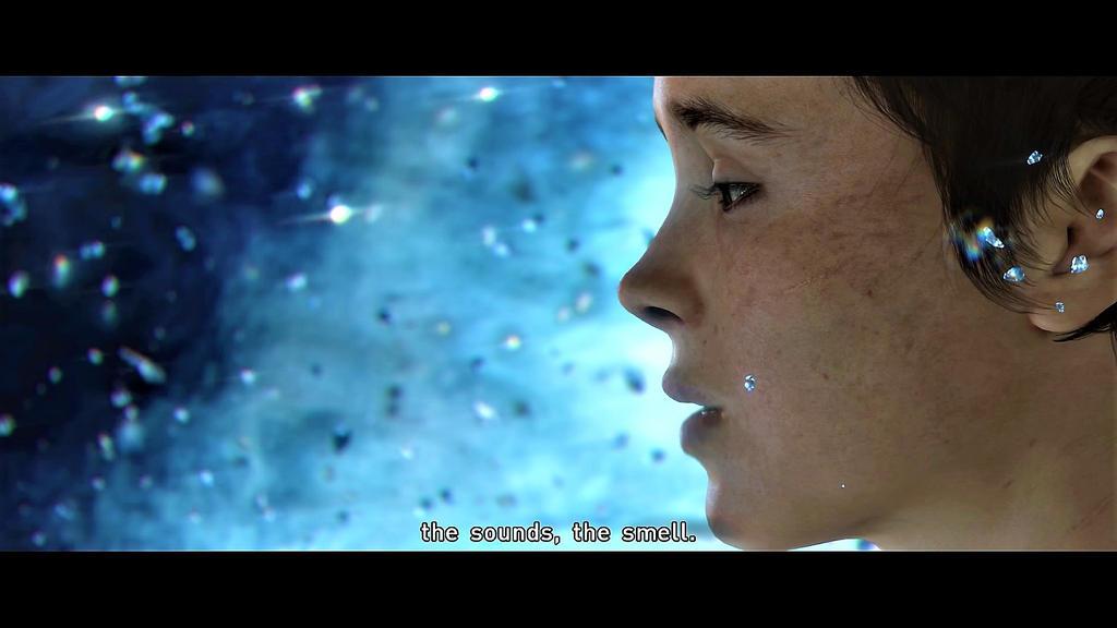 BEYOND TWO SOULS: BEGINNING 2 by CommanderKorra