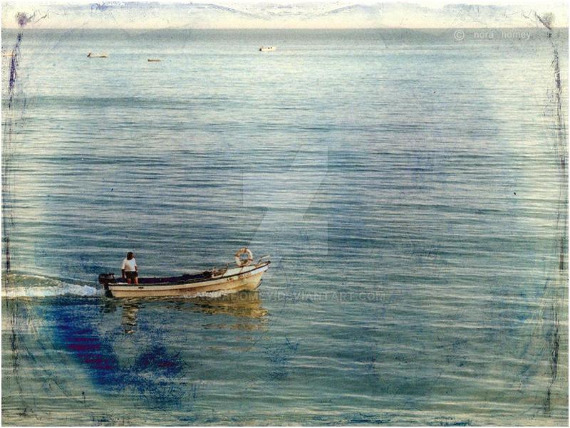 fisherman by norahomey