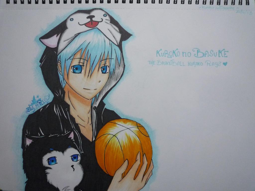 Kuroko No Basket Art Style : Kuroko tetsuya no basuke by coderin on deviantart