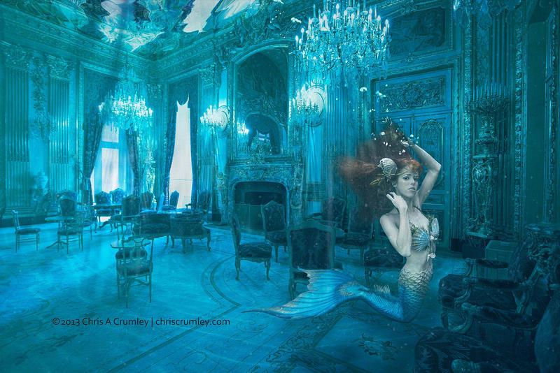 Room Underwater House