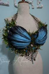 Large Shell Mermaid Bra