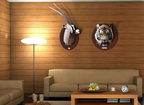 Hunter room