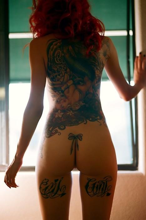 tatoo by sanstmi