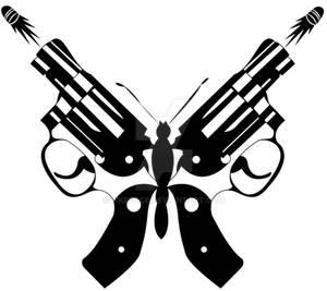 Butterfly Revolver re-vamped