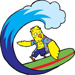 Surfin' Bird