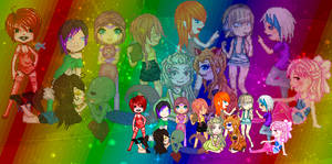 .:COLLAB: DONE:. Rainbow colored