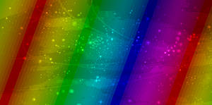 Rainbow free background